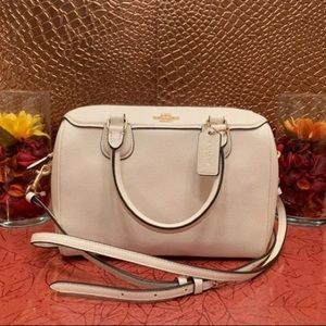 Coach: Mini Bennett Satchel Handbag F322